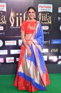 priya sree hot at iifa awards 2017DSC_85740010