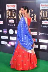 priya sree hot at iifa awards 2017DSC_86000036