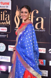 priya sree hot at iifa awards 2017DSC_86040040