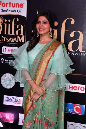 samantha hot at iifa awards 2017HAR_60760044
