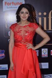 sayesha saigal in red at iifa awards 2017DSC_65630040