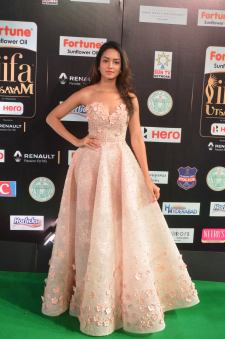 shanvi srivatsav hot at iifa awards 2017 DSC_17460797