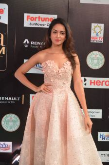 shanvi srivatsav hot at iifa awards 2017 DSC_17490800