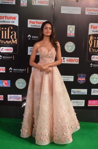shanvi srivatsav hot at iifa awards 2017 DSC_17660817