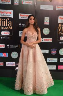 shanvi srivatsav hot at iifa awards 2017 DSC_17680819