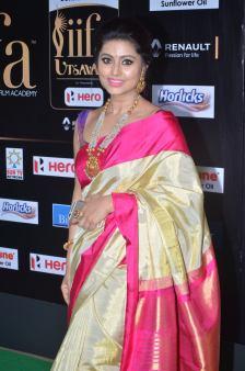 sneha in saree at iifa awards 2017DSC_68310002