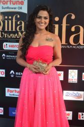sredha hot at iifa awards 2017DSC_83620012