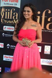 sredha hot at iifa awards 2017DSC_83660016