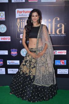 subra ayyappa hot at iifa awards 2017DSC_63120026