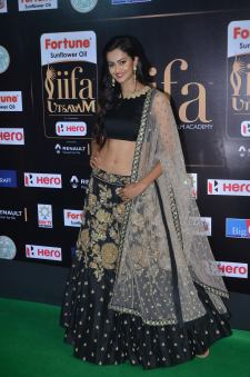 subra ayyappa hot at iifa awards 2017DSC_63740088