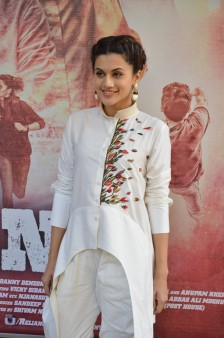 tapsee at name shabhana promotion press meetHAR_32610026