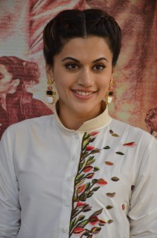tapsee at name shabhana promotion press meetHAR_33230088