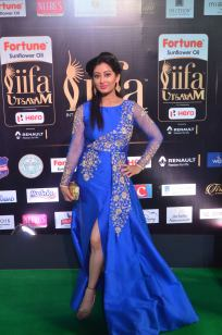 tejaswi hot at iifa 20171