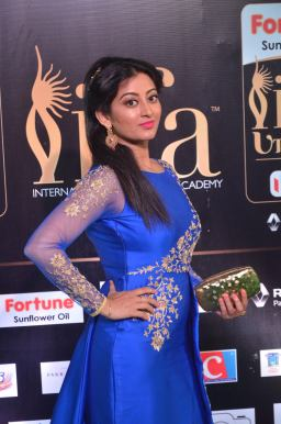 tejaswi hot at iifa 201736