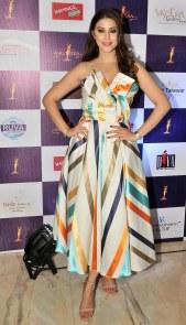 Actor & Anchor Karishma Kotak at the finale of 'ARF Mrs. India 2017' Beauty Pageant was held at Sahara Star, Mumbai.1