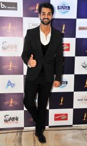 Actor Karan Wahi at the finale of 'ARF Mrs. India 2017' Beauty Pageant was held at Sahara Star, Mumbai