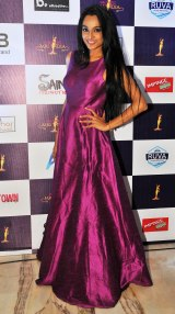 Actor Reshmi Ghosh at the finale of 'ARF Mrs. India 2017' Beauty Pageant was held at Sahara Star, Mumbai