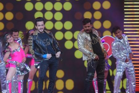 Akhil Akkineni & Sai Dharam Tej