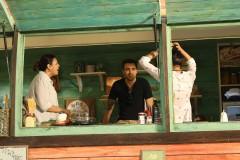 imran khan on location minitruck show imran khan on location minimathur show truckIMG_1662