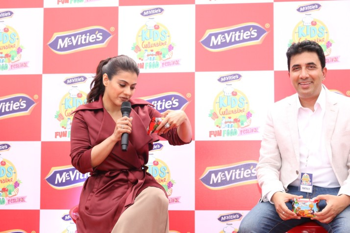 kajol launches mcvites IMG_1981