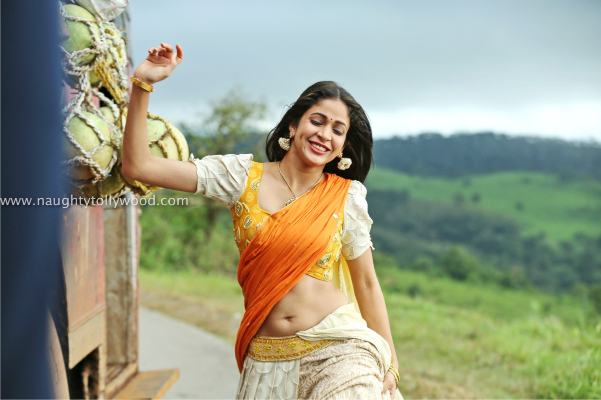 Lavanya tripathi hot & cute in mister movie stills