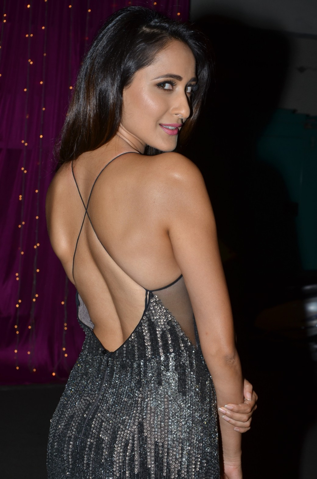 Pragya Jaiswal hot at zee apsara awards00022