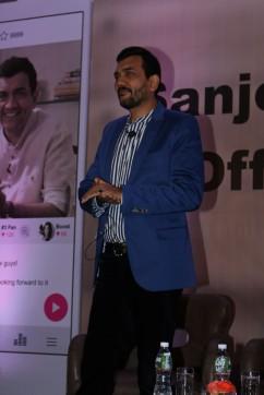 sanjiv kapoor mobile app launchIMG_1119