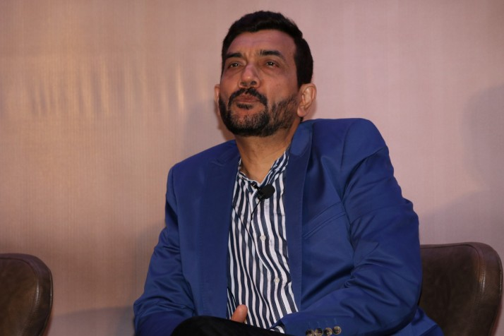 sanjiv kapoor mobile app launchIMG_1192