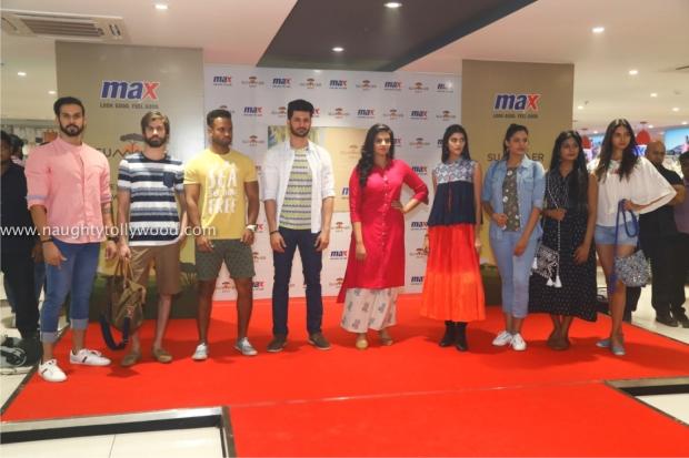 sri mukhi at max show room 00014_wm